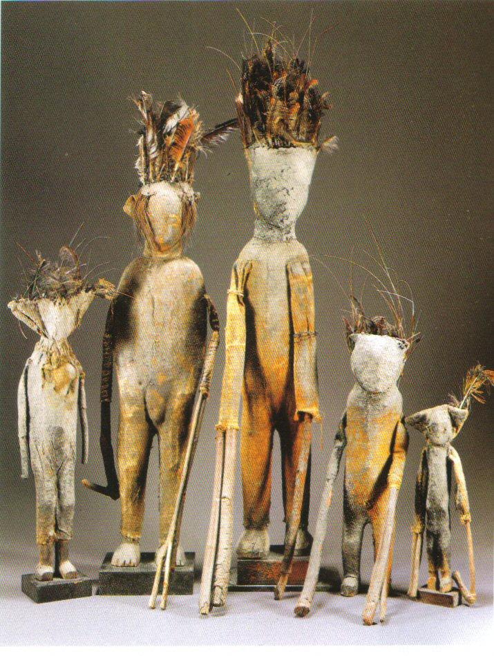 Senufo Kafigeledjo Oracle Figure Rand African Art