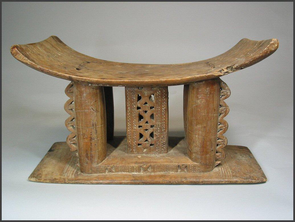 Pleasing Asante Stool Rand African Art Creativecarmelina Interior Chair Design Creativecarmelinacom