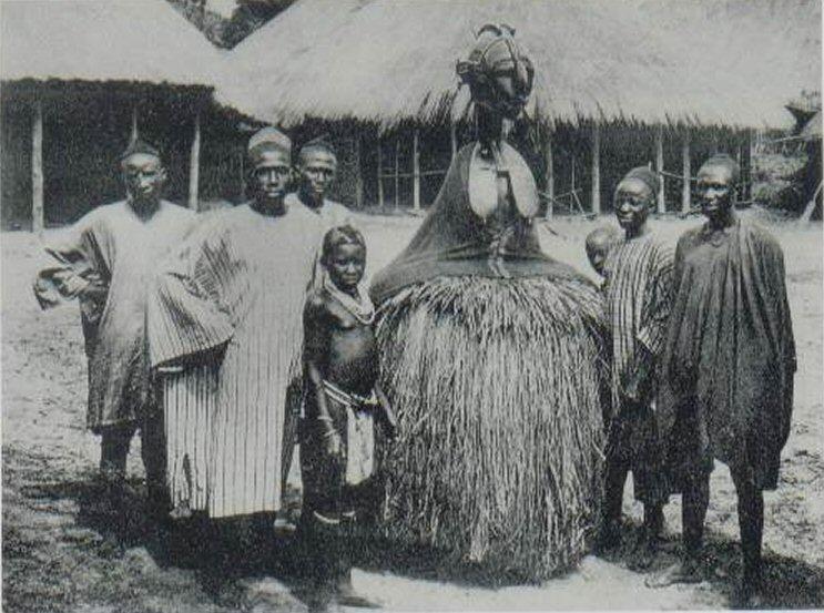 Baga people #