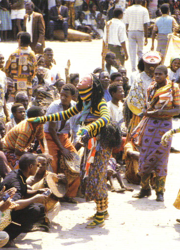 Opinions On Chokwe People