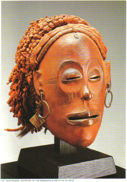 Revisiting Pwo Chokwe Masks Rand African Art