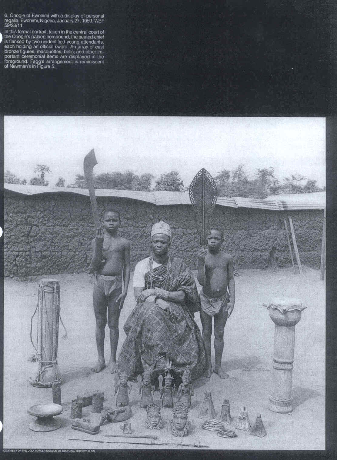 Documentary Observations 1 Esan (Ishan) People: Ancient Warriors, Highly Homogeneous And Vibrant Educated People In Edo State Of Nigeria
