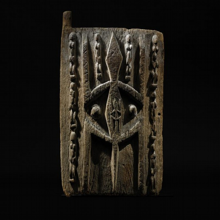 & Dogon granary door - RAND AFRICAN ART
