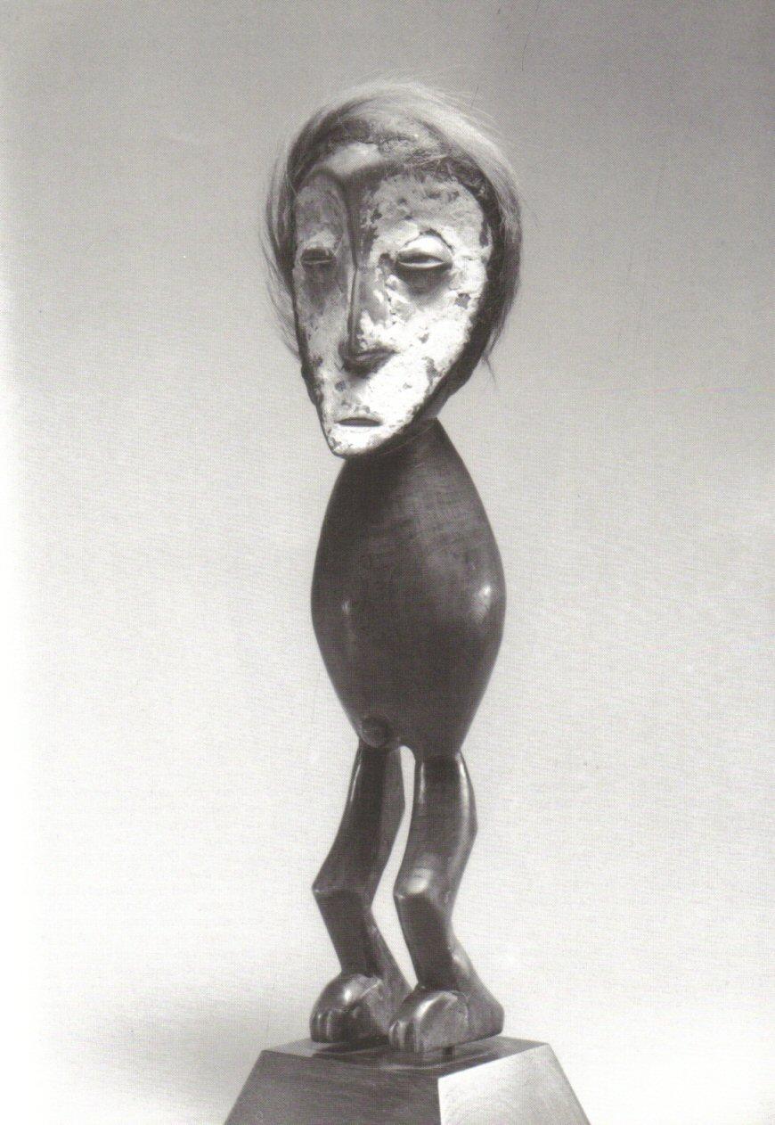 Lega Wayinda And Kakulu Ka Mpito Figures Rand African Art