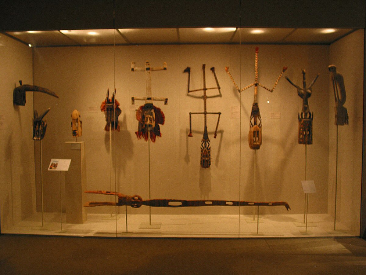 African art in Western collections