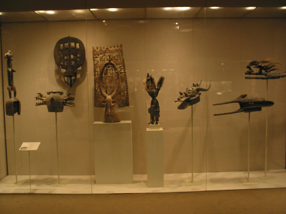 Accumulating Histories: African Art from the Charles B ...   African Art Collection